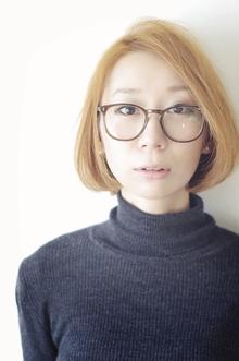 【ショート】 No,16|aurum hair&spa 下北沢のヘアスタイル