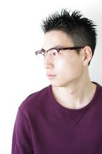 【メンズ】 No,4|aurum hair&spa 下北沢のメンズヘアスタイル