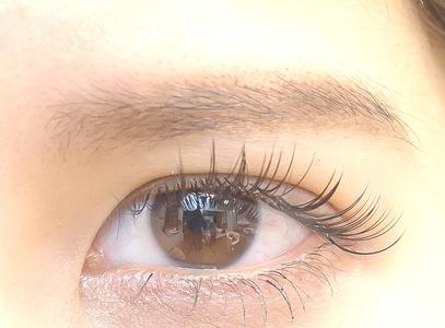 まつエク120本アップ☆|Freya Eyelash&Facial Total Beauty Salonのヘアスタイル
