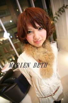 マッシュボブ|Beauty&Spa MARIEN BETHのヘアスタイル