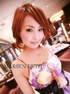 大人のセクシーショートスタイル|Beauty&Spa MARIEN BETHのヘアスタイル