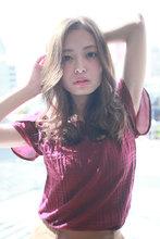 ほつれウェーブ|Beauty&Spa MARIEN BETH 戸田 Todaのヘアスタイル