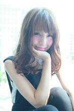 ゆるふわミディアム|Beauty&Spa MARIEN BETH 戸田 Todaのヘアスタイル
