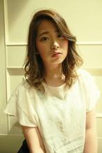イノセントアッシュ|Beauty&Spa MARIEN BETH 戸田 Todaのヘアスタイル