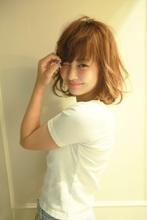 なんか素敵☆ONもOFFも上手くいく髪♪|Beauty&Spa MARIEN BETHのヘアスタイル