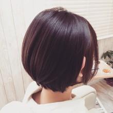 ショートボブ☆|aura hair maisonのヘアスタイル
