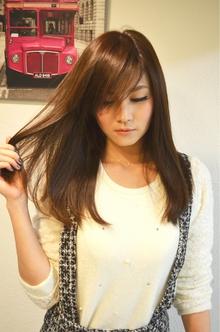美髪★ふわスト|Lbaccia 渋谷宮益坂店のヘアスタイル