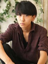 ルードな男性感を追求した、テイストストレート。|Lbaccia 渋谷宮益坂店のメンズヘアスタイル