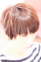 お手入れ楽チンです(*^^)v|atelier cocoaのヘアスタイル