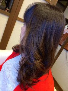 大人系ロング|Rhythm Hair Designのヘアスタイル