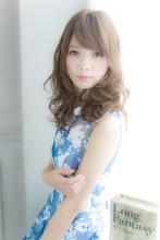 ★sCene★ シフォンMIDI|sCene northのヘアスタイル