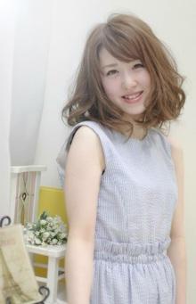 ☆sCene☆ゆらぎ|sCene northのヘアスタイル