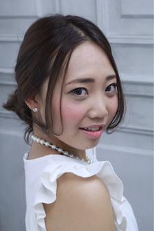 ☆sCene☆ ルーズアップスタイル|sCene northのヘアスタイル