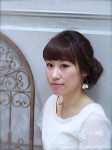 ☆sCene☆ アップスタイル|sCene northのヘアスタイル