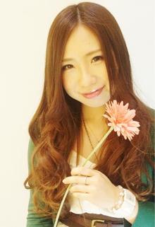 ☆sCene☆フェアリーカール|sCene northのヘアスタイル