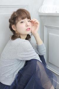☆sCene☆ リボンアレンジスタイル