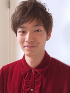☆sCene☆メンズ柔らかいパーマ|sCene northのヘアスタイル