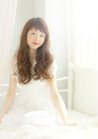 ☆sCene est☆ デジタルパーマスタイル