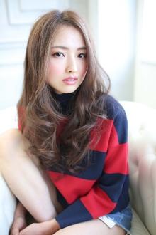 ☆sCene☆シャイニーロング|sCene ESTのヘアスタイル