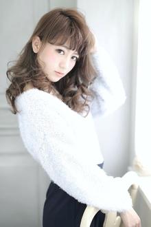 ★sCene★ オトナ耳かけWAVE|sCene ESTのヘアスタイル