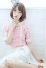 ☆sCene☆ feminine BOB|sCene EST 下防 タツヤのヘアスタイル