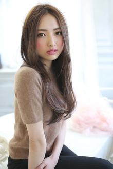 ☆sCene☆大人ロング|sCene ESTのヘアスタイル