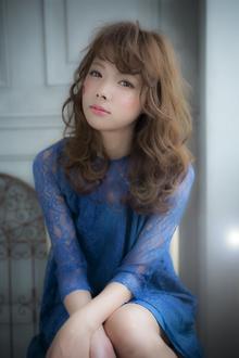★sCene★ ルーズィWAVE|sCene ESTのヘアスタイル