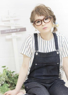 ☆sCene est☆フィッシュボーン編み|sCene ESTのヘアスタイル