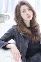 ☆sCene☆ハンサムロング~hama~|sCene EST 濱 静夏のヘアスタイル