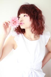 ☆sCene est☆カールスタイル|sCene ESTのヘアスタイル