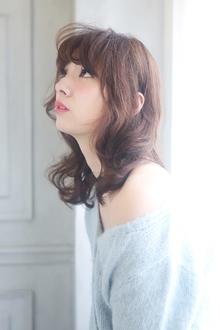 ★sCene★ ラウンドcurl|sCene ESTのヘアスタイル