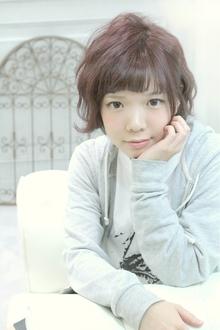☆sCene☆ ON THE 眉ショートスタイル|sCene ESTのヘアスタイル