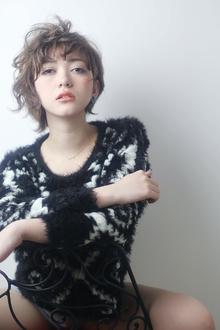 ★sCene★ Jazzy short.. sCene ESTのヘアスタイル