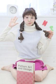 ☆sCene est☆フィッシュボーンツインテール|sCene ESTのヘアスタイル