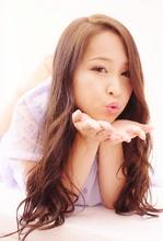 ☆sCene☆ルーセントロング|sCene EST 西田 実佐子のヘアスタイル