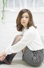 ★sCene★Sexy全開!大人ミディ|sCene EST 西田 実佐子のヘアスタイル