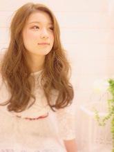 ☆sCene☆ニュアンシーカール|sCene EST 西田 実佐子のヘアスタイル