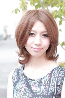 ★sCene★RCミディ|sCene ESTのヘアスタイル