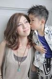 ☆sCene☆ parent and child|sCene ESTのヘアスタイル
