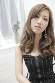 ☆sCene☆グラマラスウェーブ|sCene ESTのヘアスタイル