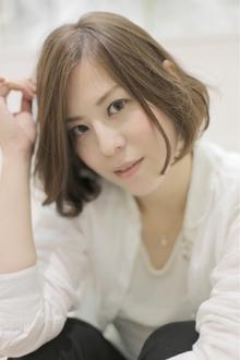 ☆sCene☆ニュアンシーボブ|sCene ESTのヘアスタイル