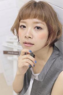 ☆sCene☆オリジナルポップショート|sCene ESTのヘアスタイル