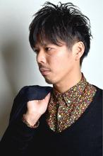 ★sCene★2ブロックショート|sCene EST 濱 静夏のメンズヘアスタイル