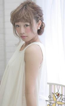 ☆sCene☆ダウンスタイル|sCene ESTのヘアスタイル