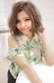 ☆sCene☆甘辛MIXボブ|sCene ESTのヘアスタイル