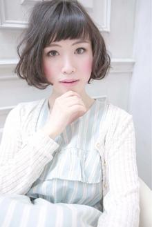 ☆sCene☆アシメカールボブ|sCene ESTのヘアスタイル