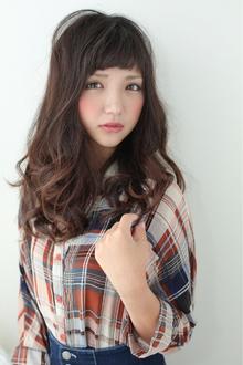 ☆sCene☆柔らかパーマスタイル|sCene ESTのヘアスタイル