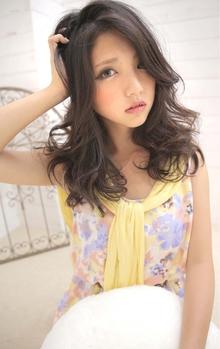 ☆sCene☆大人かわいいセミロング|sCene ESTのヘアスタイル