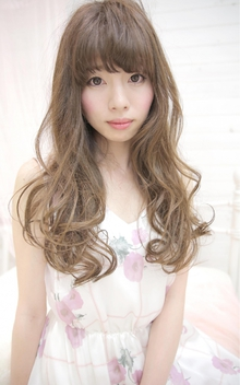 ☆sCene☆ナチュラルグラデーションスタイル|sCene ESTのヘアスタイル
