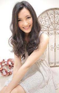 ☆sCene☆黒髪ロングカールスタイル
